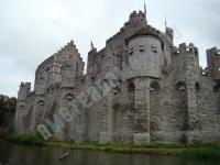Ghent Belgium Het Gravensteen