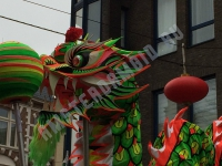 China New Year The Hague Netherlands