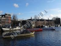 Амстердам, экскурсия на кораблике