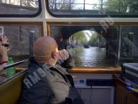 Амстердам, экскурсия по каналам