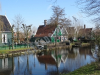 Zaanse Schans, North Holland, Netherlands